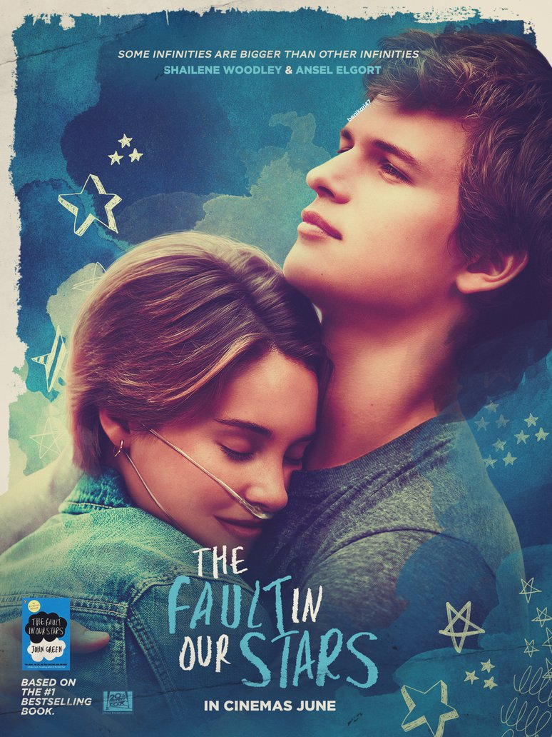 the fault in our stars poster by benikaridesigns-d7s1z2g