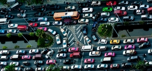 Can a city ever be traffic jam-free?