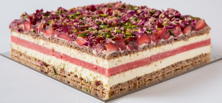 Bài Mẫu: Describe a cake you have had recently